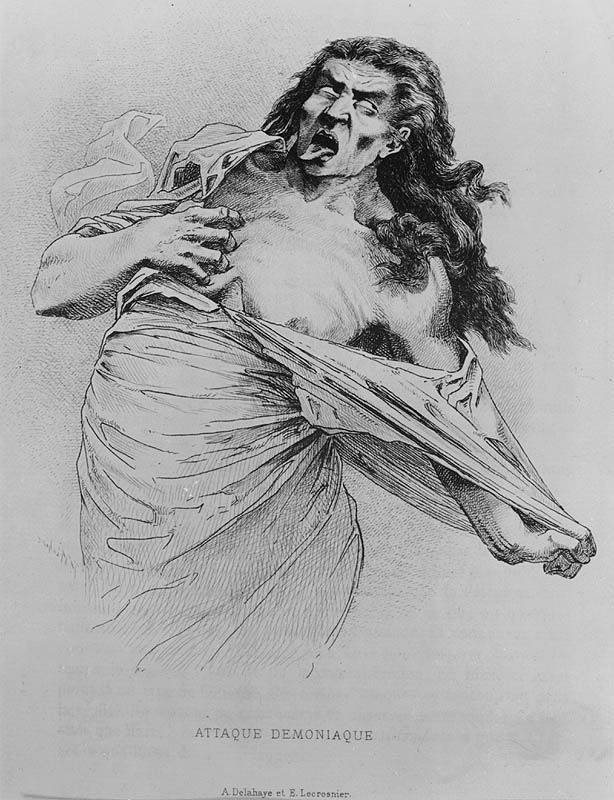 1843 Delehaye et Lecrosnier Attaque Demoniaque